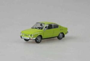Macheta Skoda 110R Coupe, 1:433