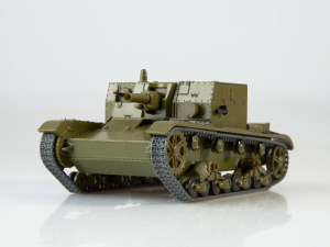 Macheta tanc rusesc AT-1, scara 1:430