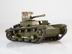 Macheta tanc rusesc HT-26, scara 1:431