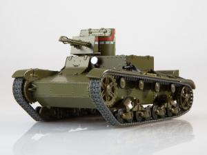 Macheta tanc rusesc HT-26, scara 1:430