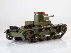 Macheta tanc rusesc HT-26, scara 1:432