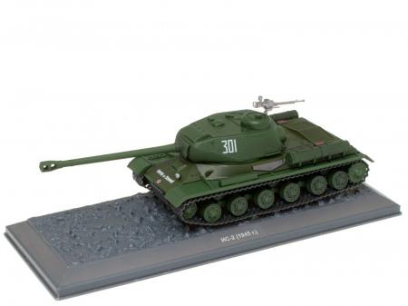 Macheta tanc rusesc IS-2 din 1945, scara 1:43 [0]