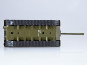 Macheta tanc rusesc IS-3M, scara 1:433