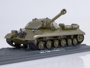 Macheta tanc rusesc IS-3M, scara 1:432