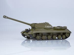 Macheta tanc rusesc IS-3M, scara 1:430