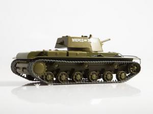 Macheta tanc rusesc KV-8, scara 1:43 [2]