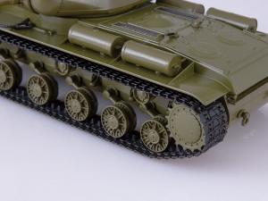 Macheta tanc rusesc KV-85 scara 1:43 [2]