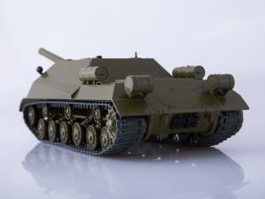 Macheta tanc rusesc Object 704, scara 1:433