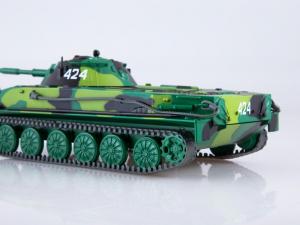 Macheta tanc rusesc PT-76, scara 1:43 [3]