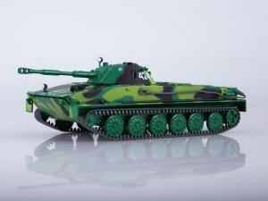 Macheta tanc rusesc PT-76, scara 1:43 [0]