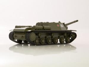 Macheta tanc rusesc SU-152, scara 1:432