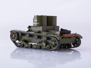 Macheta tanc rusesc T-26 1931, scara 1:43 [1]