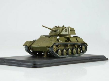 Macheta tanc rusesc T-80, scara 1:430