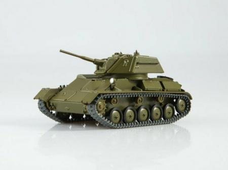 Macheta tanc rusesc T-80, scara 1:433
