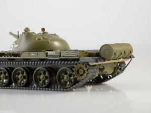 Macheta tanc rusesc T-62, scara 1:433