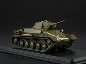 Macheta tanc rusesc T-70 scara 1:432