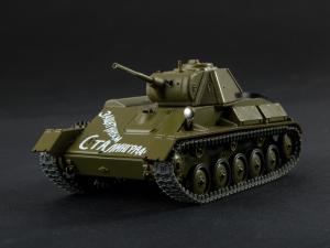 Macheta tanc rusesc T-70 scara 1:430