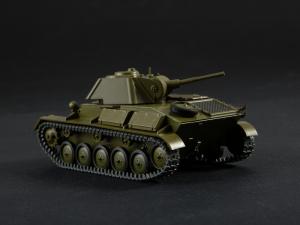 Macheta tanc rusesc T-70 scara 1:431