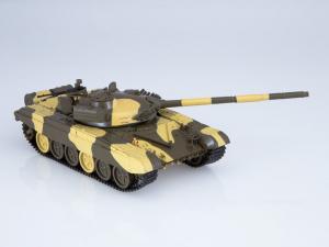 Macheta tanc rusesc T-72A, scara 1:430