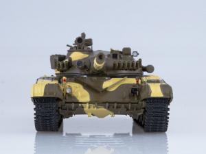Macheta tanc rusesc T-72A, scara 1:433