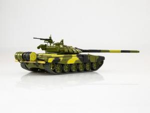 Macheta tanc rusesc T-72B3, scara 1:431