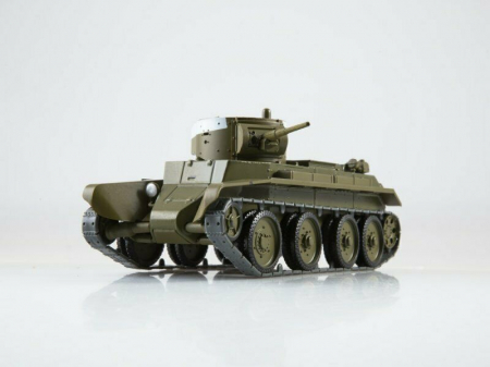 Macheta tanc rusesc BT-7, scara 1:43 [4]