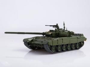 Macheta tanc rusesc T-90, scara 1:430