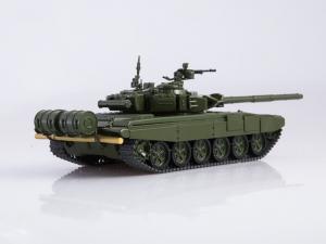 Macheta tanc rusesc T-90, scara 1:431
