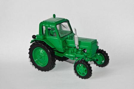 Macheta tractor Belarus MTZ-82, scara 1:43 [0]