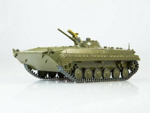 Macheta transportor blindat rusesc BMP-1, scara 1:432