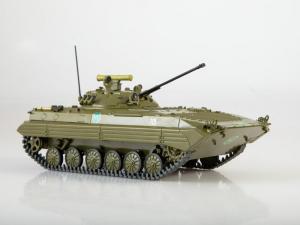Macheta transportor blindat rusesc BMP-2, scara 1:432