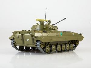 Macheta transportor blindat rusesc BMP-2, scara 1:431