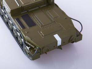 Macheta transportor blindat rusesc BTR-50, scara 1:432