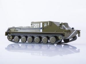 Macheta transportor blindat rusesc BTR-50, scara 1:430