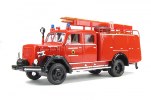 Macheta masina pompieri Magirus 150D 10 F TLF16, scara 1:430