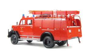 Macheta masina pompieri Magirus 150D 10 F TLF16, scara 1:431