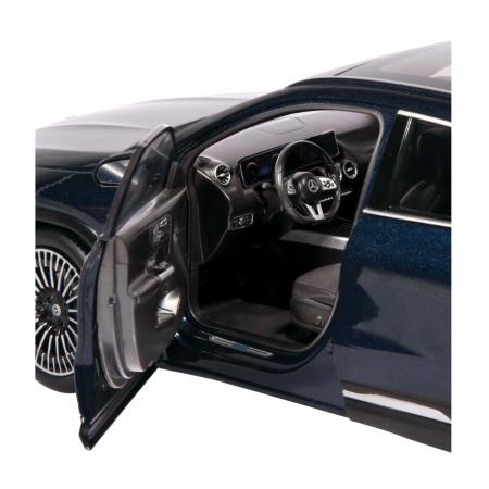 Macheta auto electrica Mercedes Benz EQA, scara 1:18 [1]