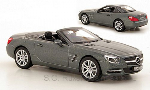 Mercedes Benz SL (R231), scara 1:430
