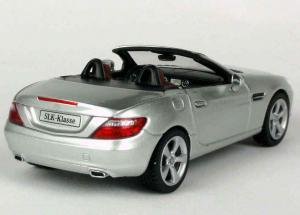 Mercedes Benz SLK 2011 (R172), scara 1:431
