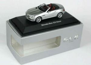 Mercedes Benz SLK 2011 (R172), scara 1:432