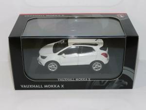 Macheta Vauxhall (Opel) Mokka X, scara 1:432