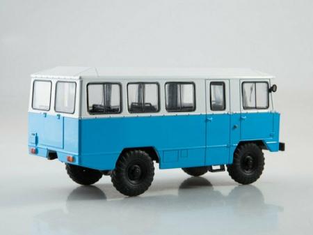 Macheta autobuz APP-66, scara 1:431