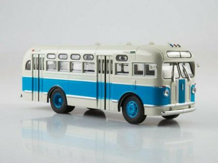 Macheta autobuz ZIS-155, scara 1:430