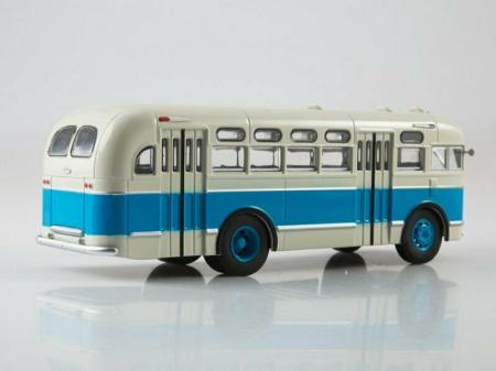 Macheta autobuz ZIS-155, scara 1:431