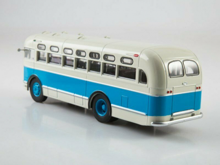 Macheta autobuz ZIS-155, scara 1:432