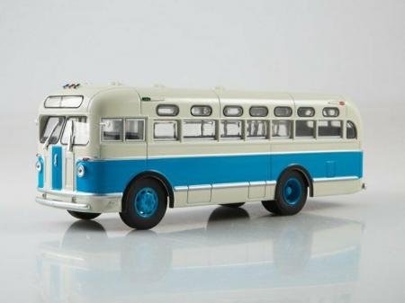 Macheta autobuz ZIS-155, scara 1:433