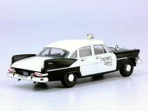 Macheta auto Plymouth Savoy, politia din Oklahoma, scara 1:431