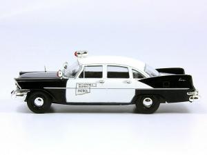 Macheta auto Plymouth Savoy, politia din Oklahoma, scara 1:432