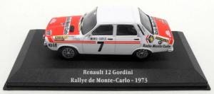 Macheta auto Renault 12 Gordini #7, scara 1:432