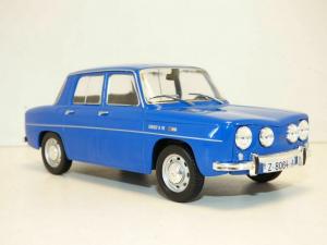 Macheta auto Renault 8 TS, scara 1:240